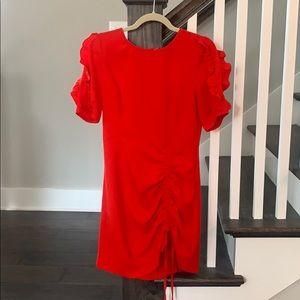 Red Sugar Lips dress